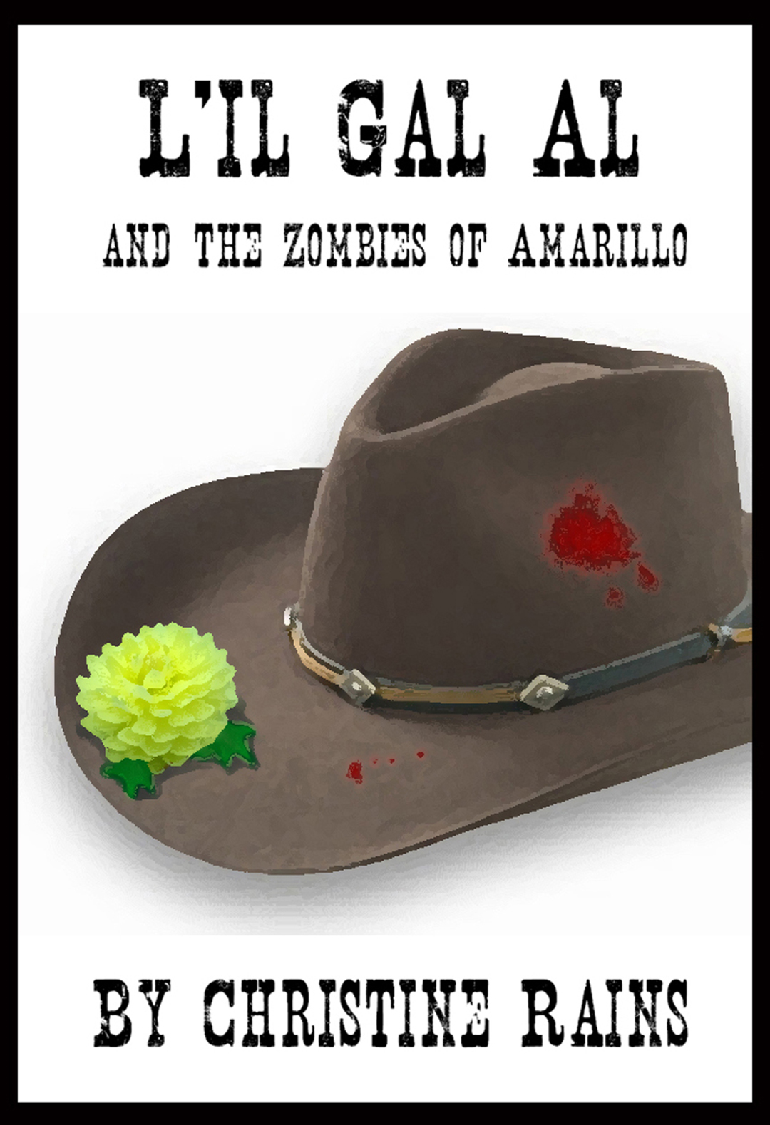L'il Gal Al and the Zombies of Amarillo