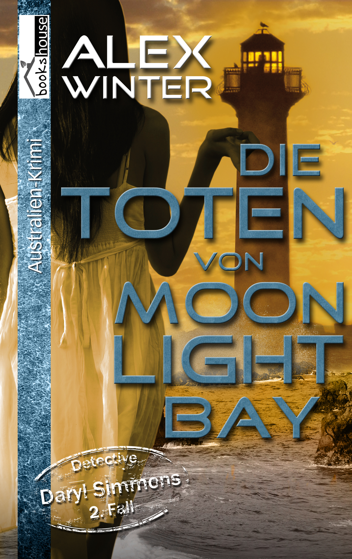 Die Toten von Moonlight Bay - Detectice Daryl Simmons 2. Fall