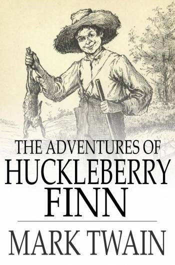 an analysis of the conflict between society and the individual in huckleberry finn by mark twain