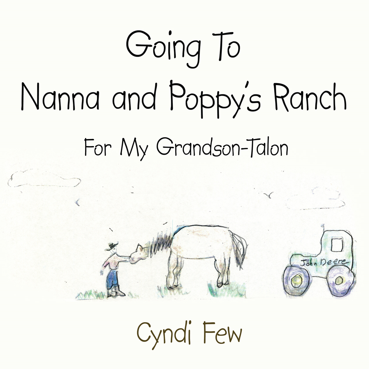 """Going To Nanna and Poppy's Ranch"""
