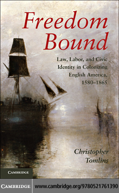 Freedom Bound By: Tomlins, Christopher