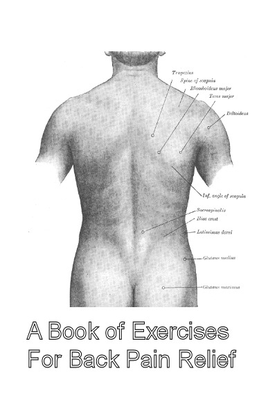 A Book of Exercises For Back Pain Relief