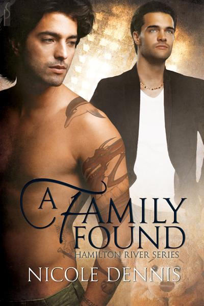 A Family Found (Hamilton River #1)