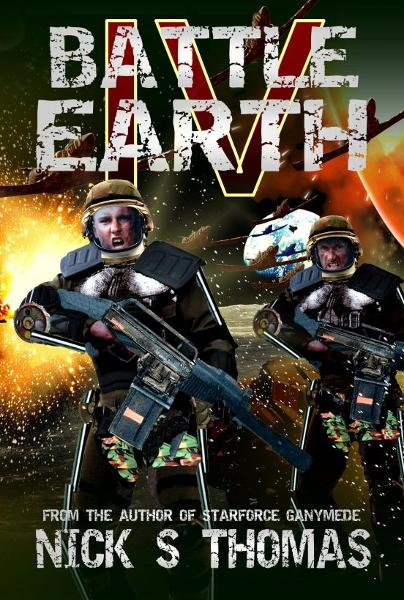 Battle Earth IV (Book 4)