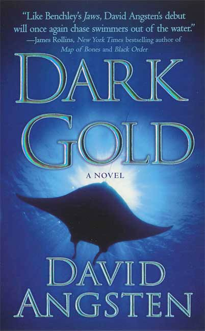 Cover Image: Dark Gold