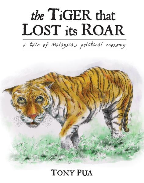 The Tiger That Lost Its Roar By: Tony Pua