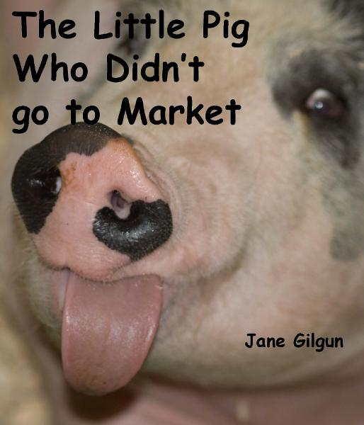 The Little Pig Who Didn't Go To Market