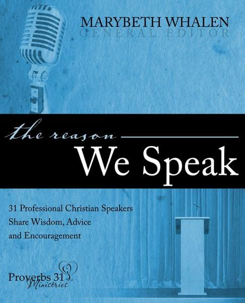 The Reason We Speak By: Whalen, Marybeth