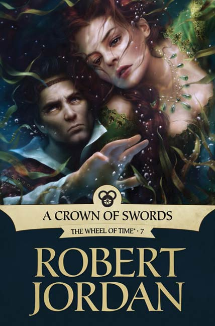 A Crown of Swords By: Robert Jordan