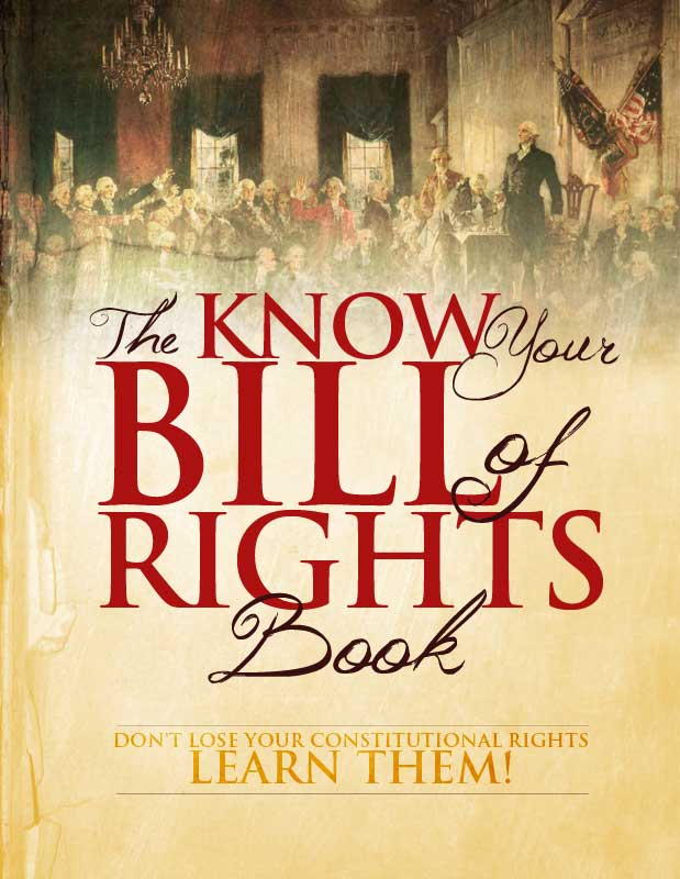 The Know Your Bill of Rights Book By: Sean Clouden