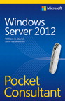 Windows Server 2012 Pocket Consultant: