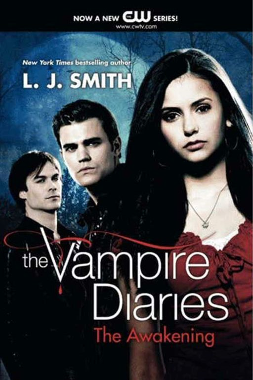 Cover Image: The Vampire Diaries: The Awakening