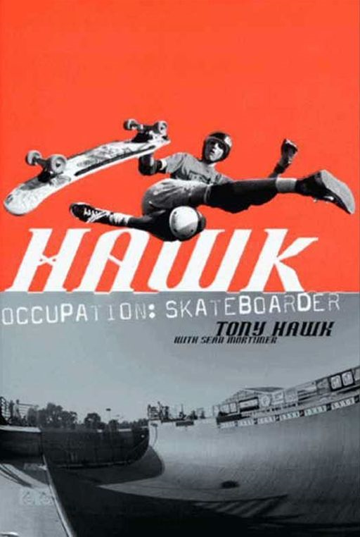 Hawk: Occupation: Skateboarder By: Tony Hawk