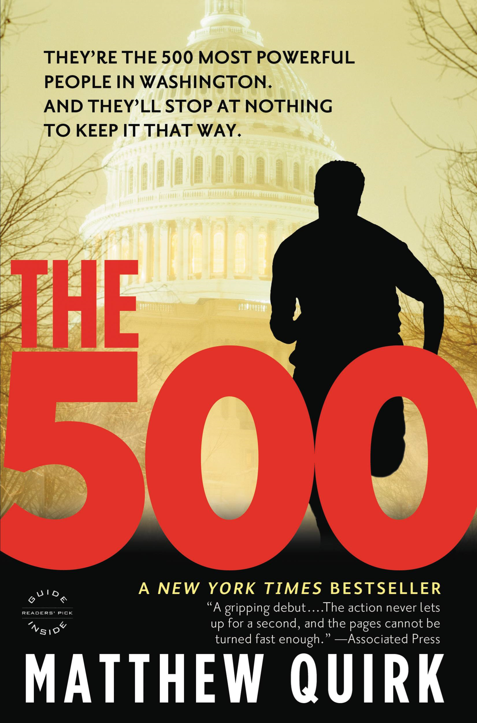 The 500 - Free Preview By: Matthew Quirk