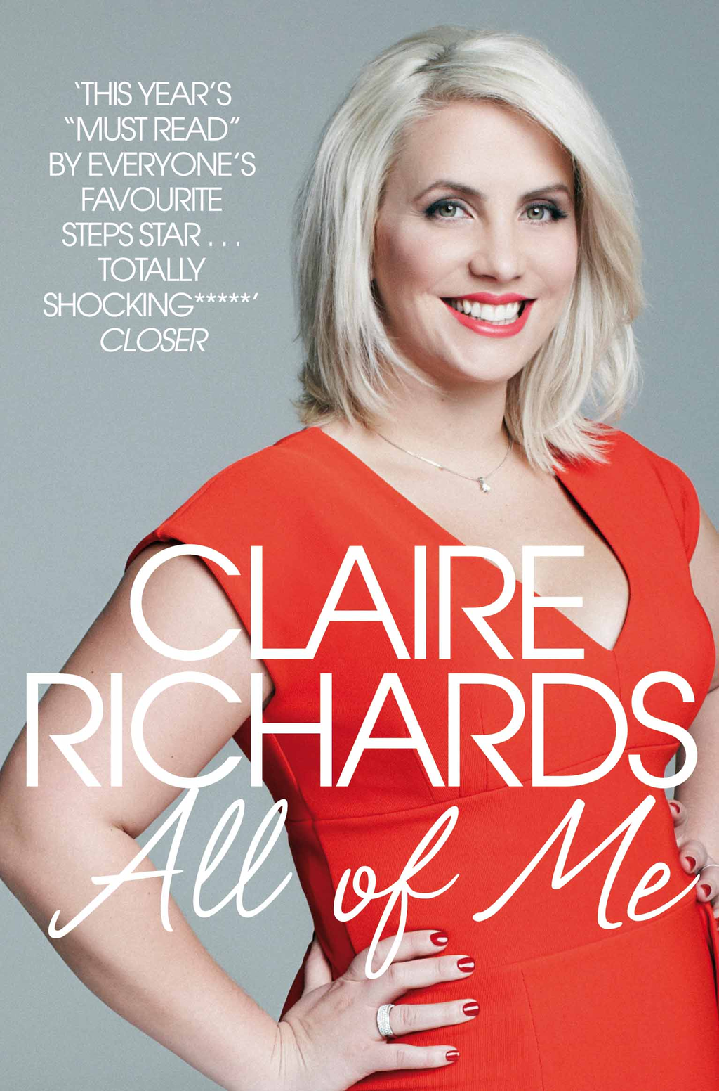 All Of Me By: Claire Richards
