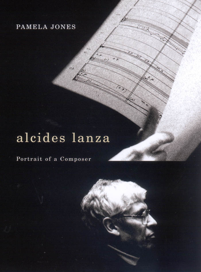 alcides lanza: portrait of a composer