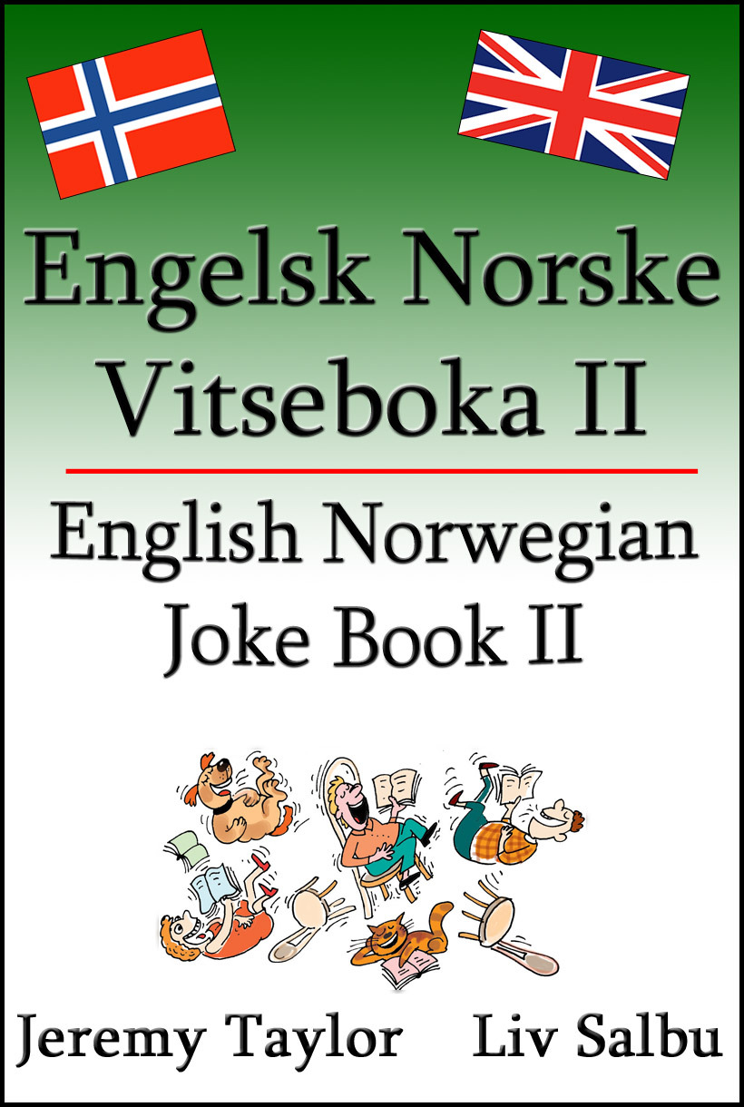 English Norwegian Joke Book 2