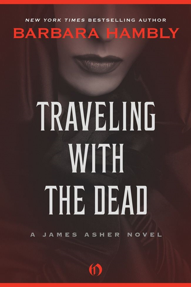 Traveling with the Dead By: Barbara Hambly
