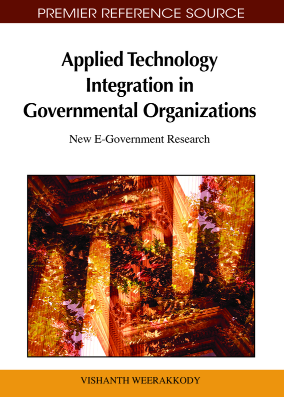 Applied Technology Integration in Governmental Organizations
