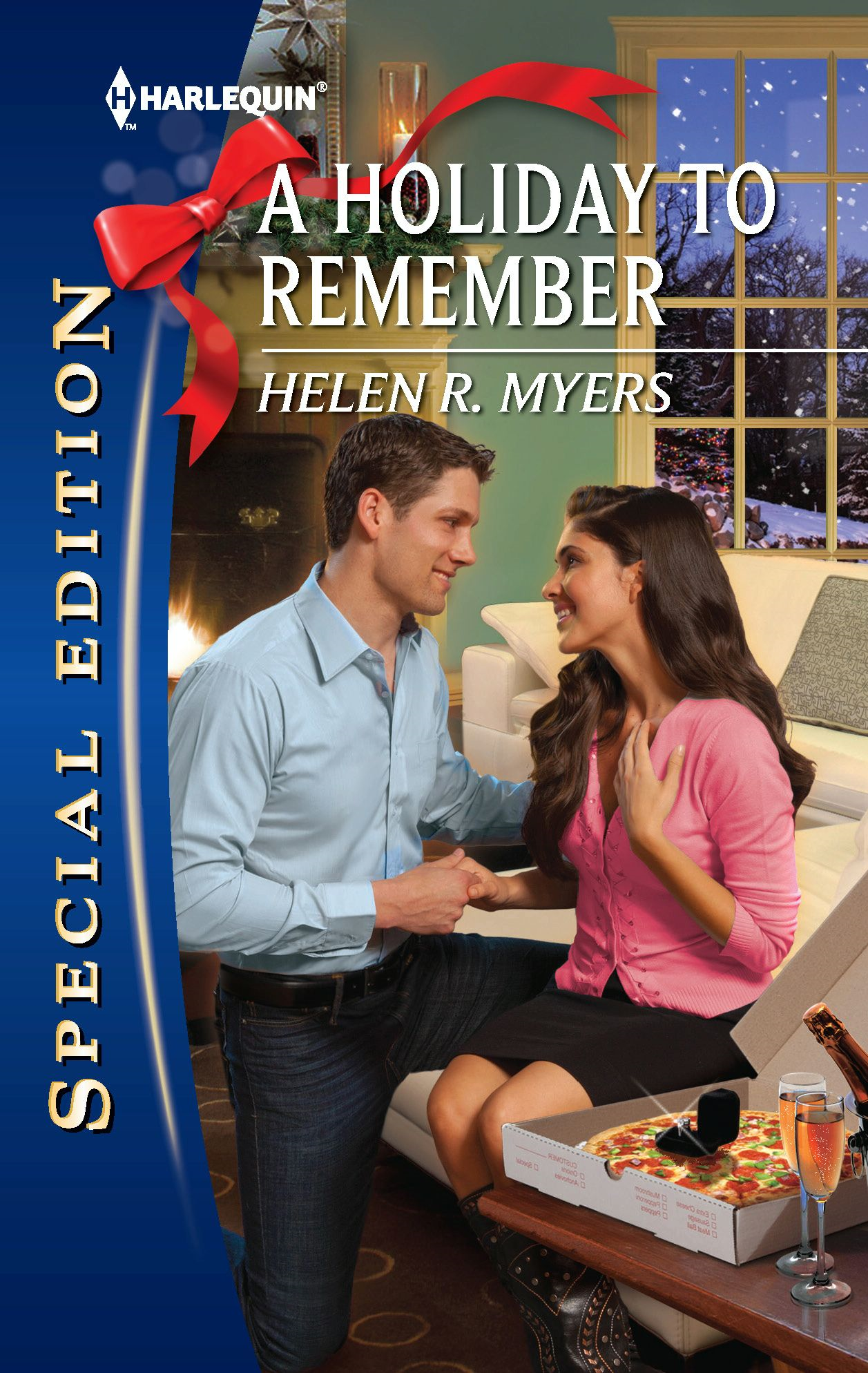 A Holiday to Remember By: Helen R. Myers