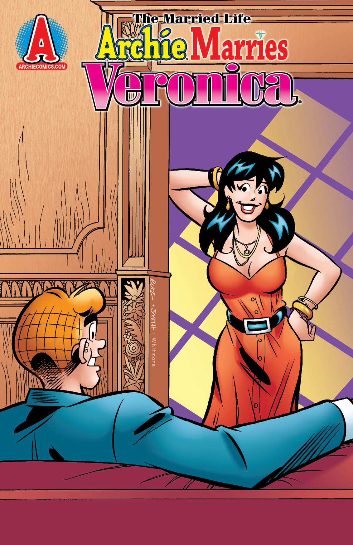 Archie Marries Veronica #25
