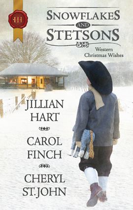Snowflakes and Stetsons: The Cowboy's Christmas Miracle\Christmas at Cahill Crossing\A Magical Gift at Christmas
