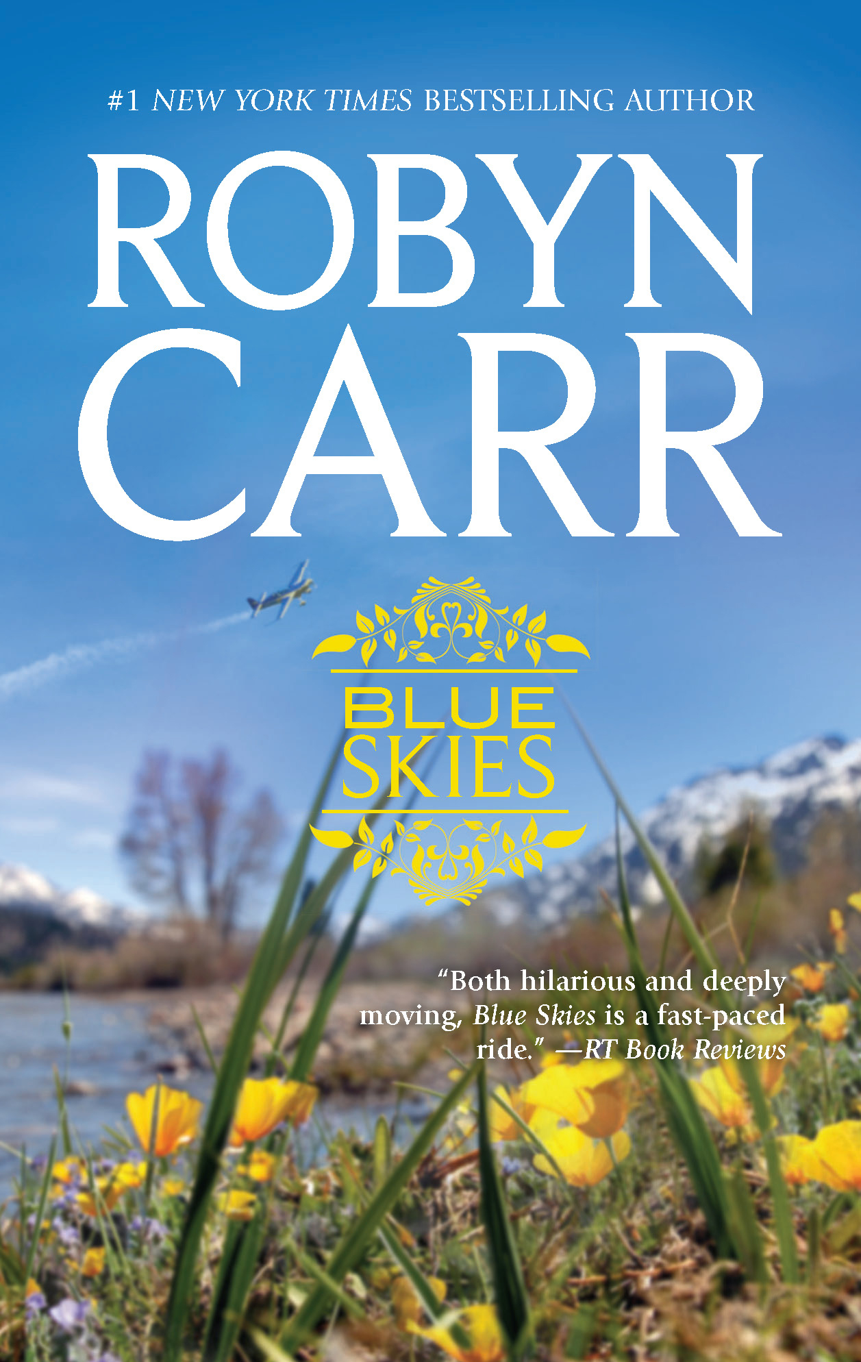 Blue Skies By: Robyn Carr