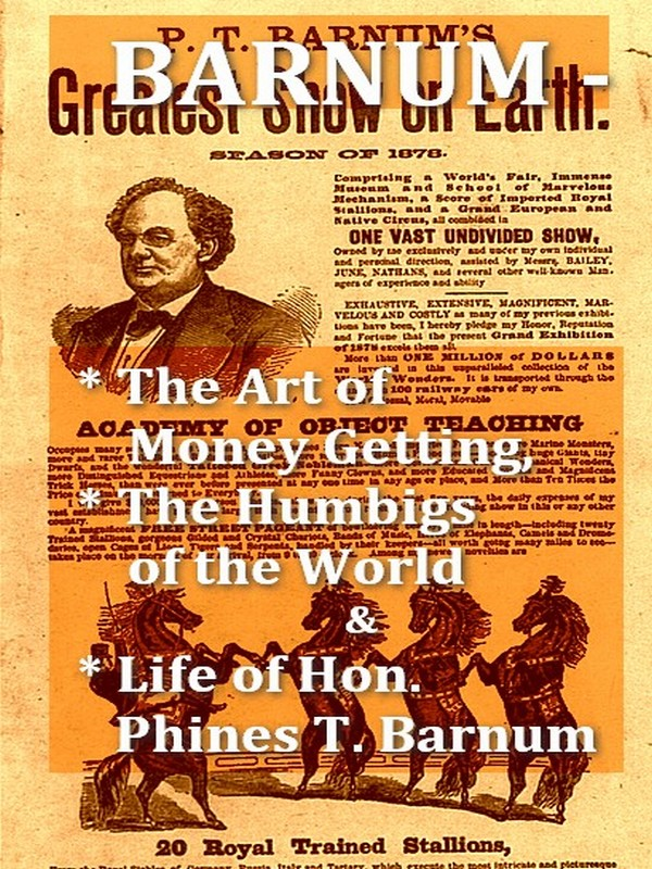 Two P.T. BARNUM Classics - Plus - Biography