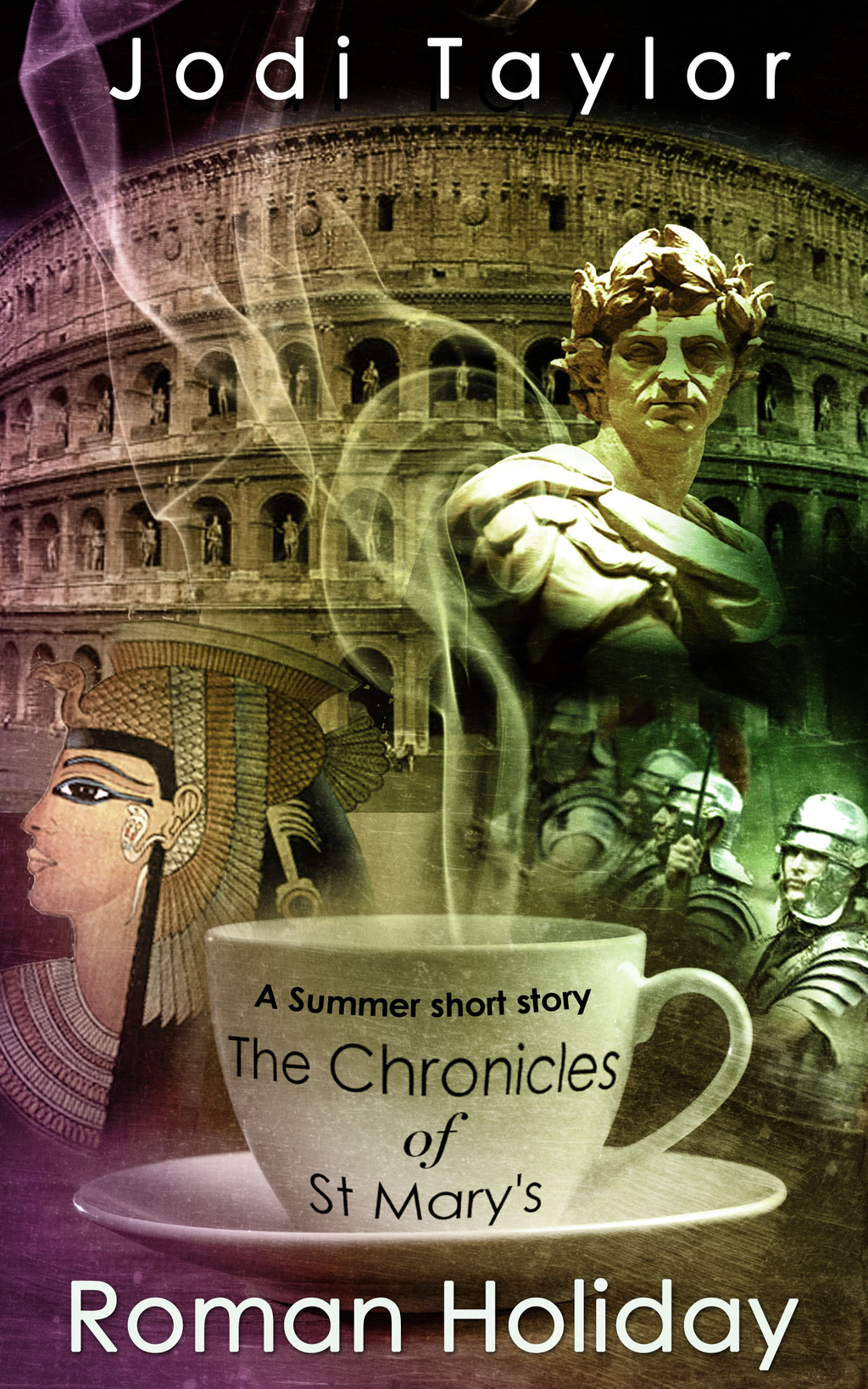 Roman Holiday The Chronicles of St. Mary's short story