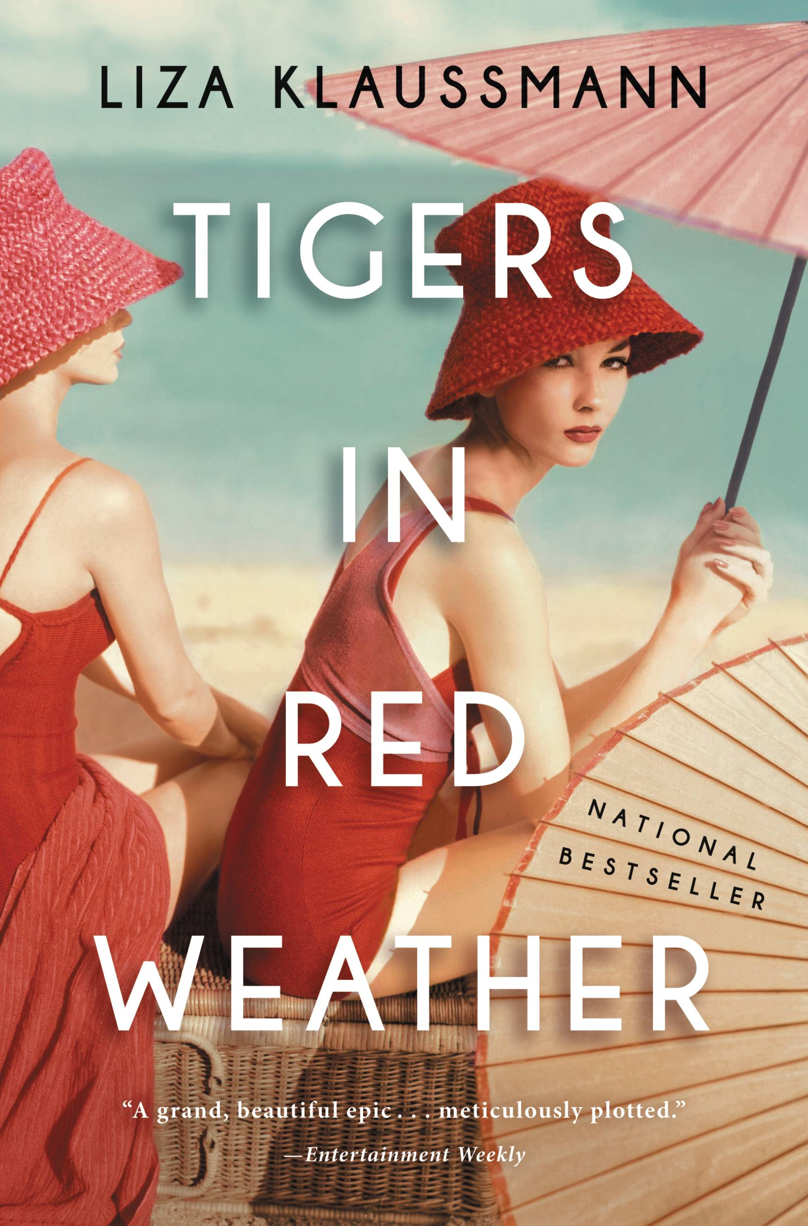 Tigers in Red Weather By: Liza Klaussmann