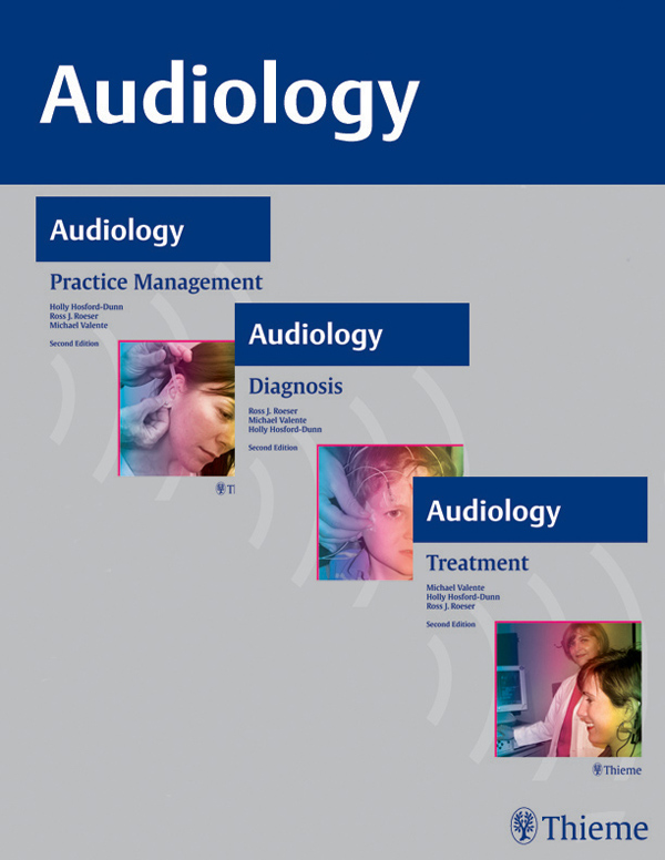 AUDIOLOGY, 3-Volume Set