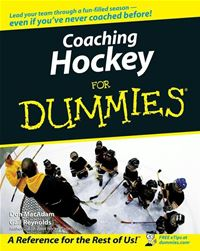 Coaching Hockey For Dummies<Sup>?</Sup>