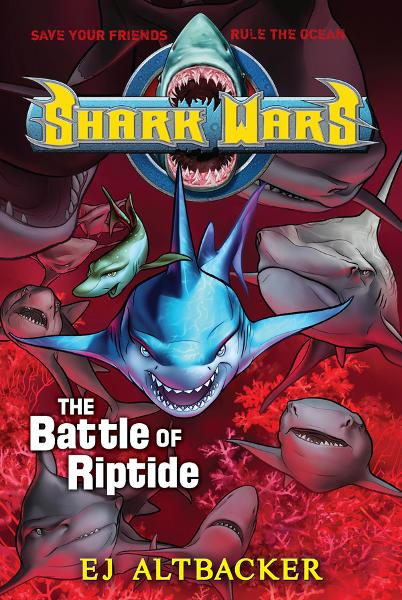 Shark Wars #2 By: EJ Altbacker