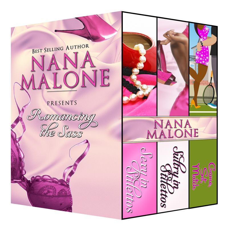 Romancing the Sass By: Nana Malone