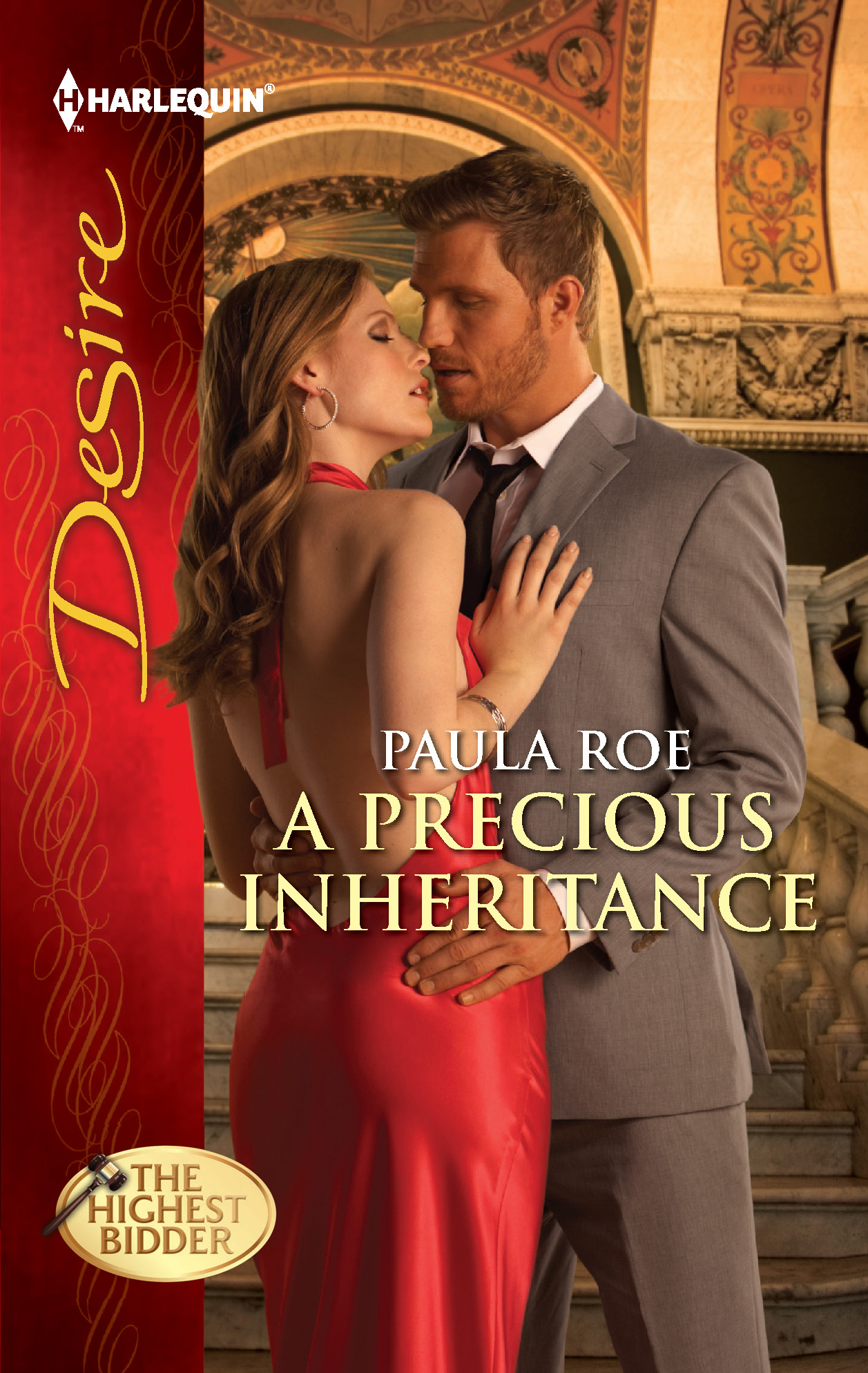 A Precious Inheritance By: Paula Roe