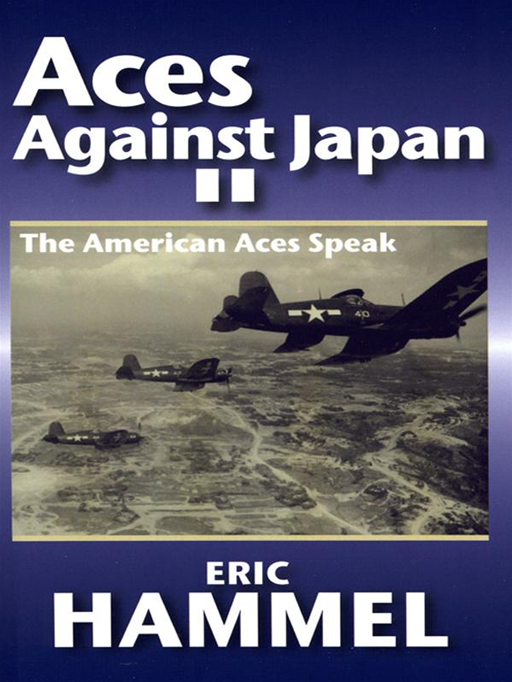 Aces Against Japan II By: Eric Hammel