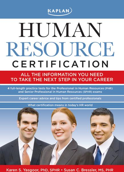 Kaplan Human Resource Certification