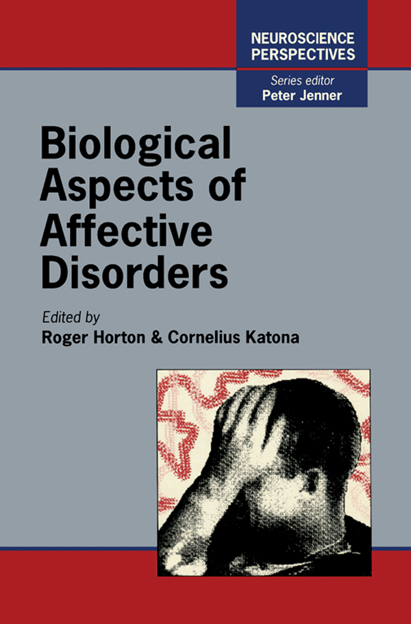 Biological Aspects of Affective Disorders