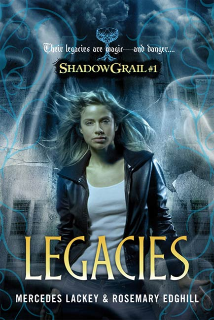 Shadow Grail #1: Legacies