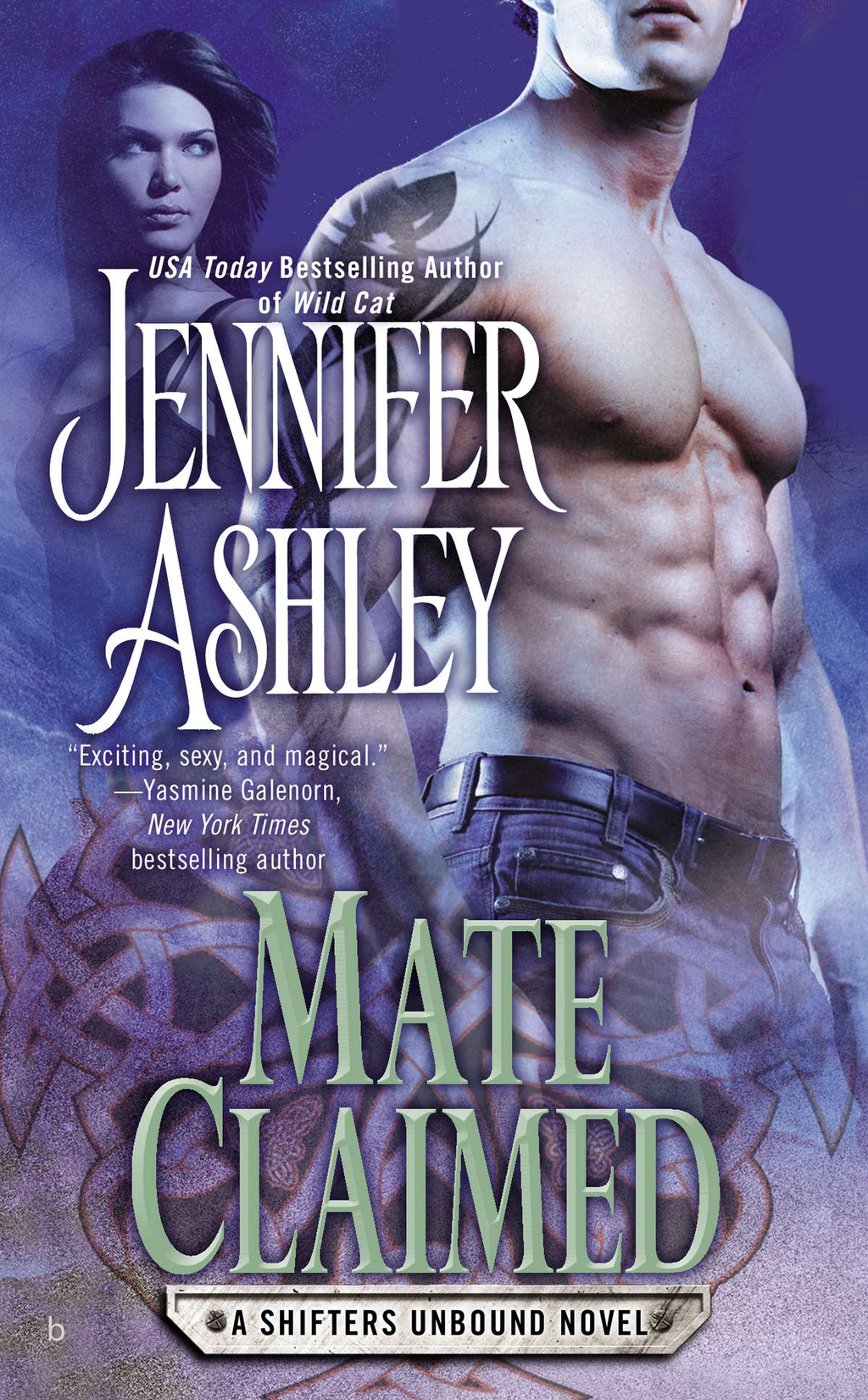 Mate Claimed By: Jennifer Ashley