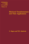 Ba?cklund Transformations And Their Applications: