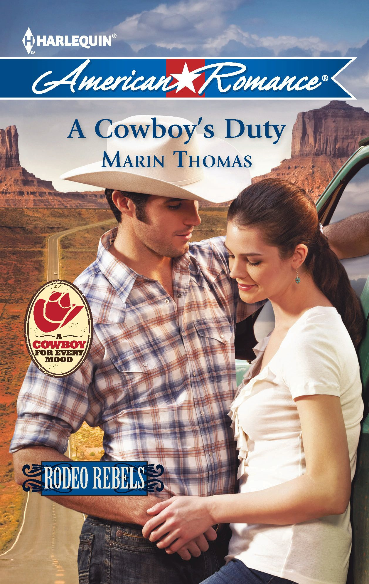 A Cowboy's Duty By: Marin Thomas