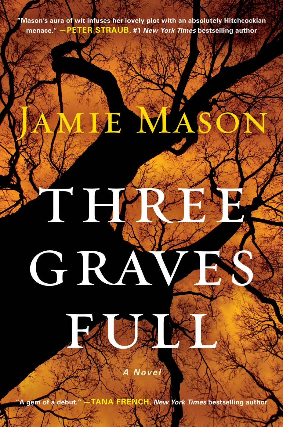 Three Graves Full By: Jamie Mason