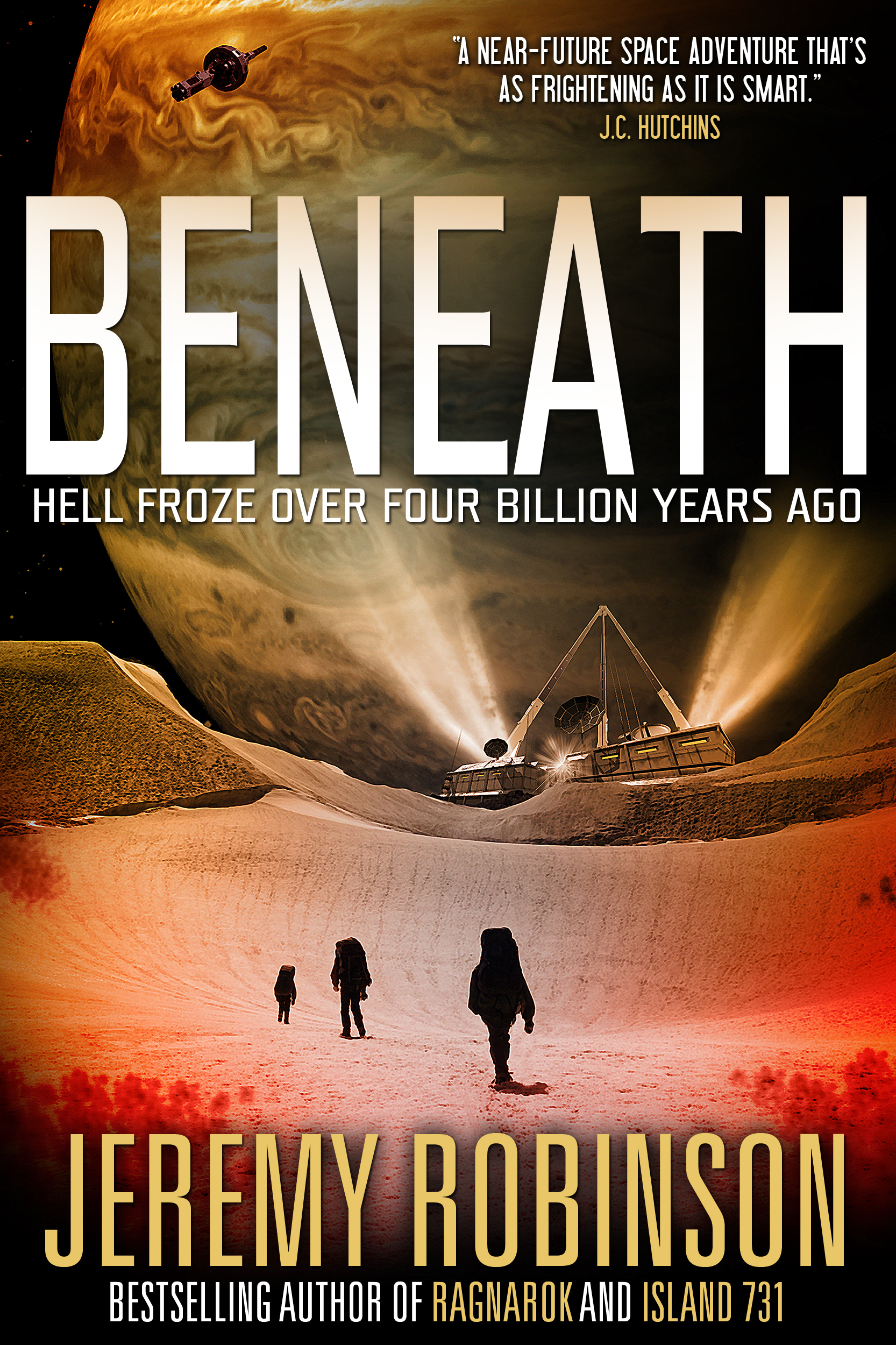 Beneath (Origins Edition) By: Jeremy Robinson