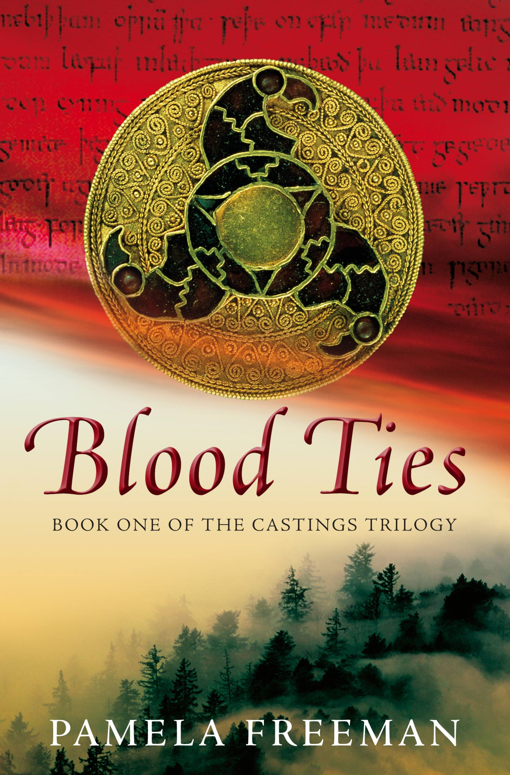 Blood Ties By: Pamela Freeman