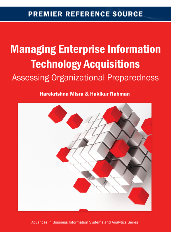 Managing Enterprise Information Technology Acquisitions