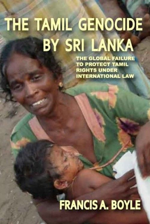 The Tamil Genocide by Sri Lanka By: Francis Boyle