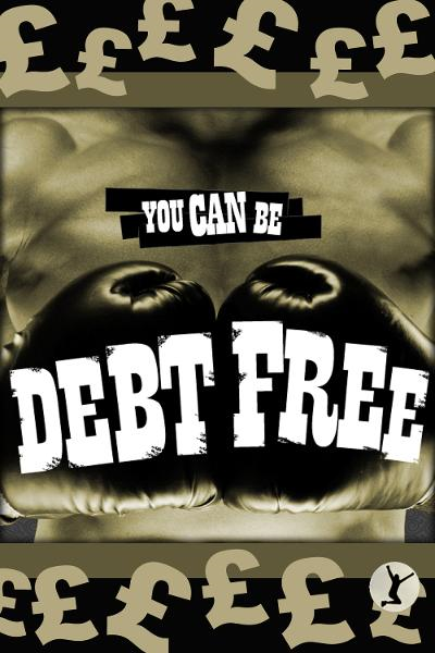You Can Be Debt Free By: Sobaca