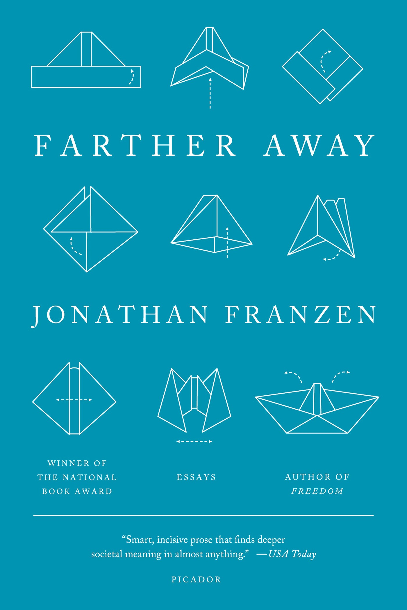 Farther Away By: Jonathan Franzen