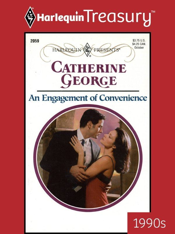 An Engagement of Convenience By: Catherine George